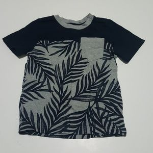 NWOT Gymboree Palm Leaves Shortsleeve Tee-Size 2T